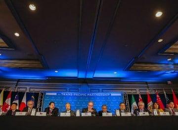 El TTP facilitará el comercio libre de impuestos en  bienes y reducción de aranceles.