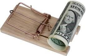 Dinero-trampa