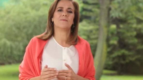 Margarita Zavala anuncia su campaña yo con México para la presidencia