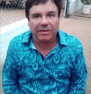 """La Familia de """"El Chapo"""" habla sobre la extradición."""