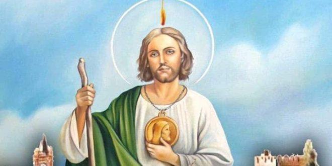 Rezo para dedicar a San Judas Tadeo