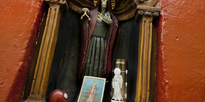 Rezo para dedicar a la Santa Muerte