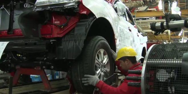 Las exportaciones de autos crecen un 12% en Junio
