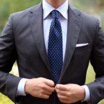 Que hacer y no hacer llevando una corbata