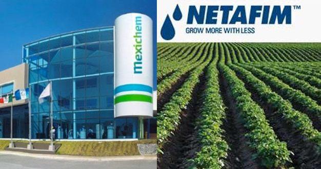 Mexichem compra control Netafim israelí.