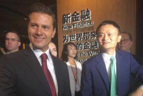 Alibaba firma acuerdo con México para  impulsar PyMEs