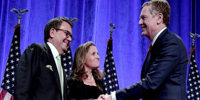 EUA lanza polémicas propuestas en re negociaciones del TLCAN