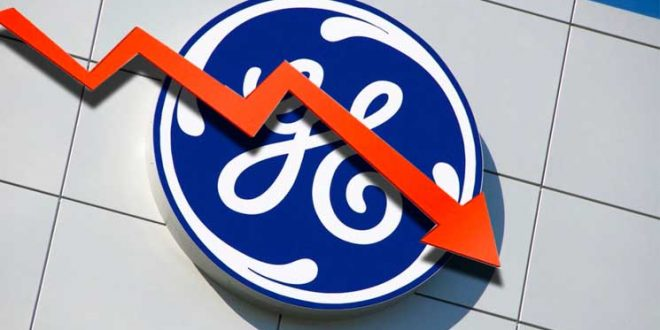 General Electric resduce su dividendo