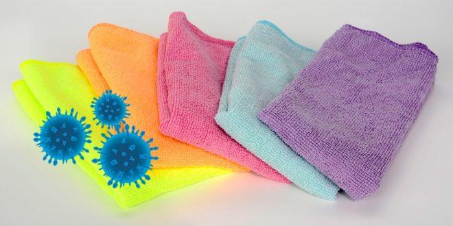 Consejo para tener tu ropa bien limpia y libre de bacterias