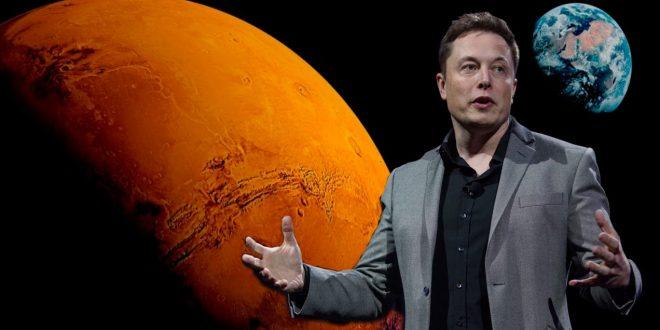 Elon Musk el hombre que conquistara marte