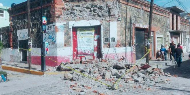 Empresas españolas entraran en apoyo a la reconstrucción de viviendas frente al sismo