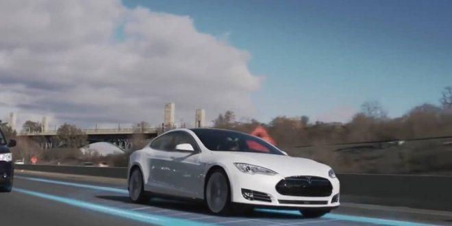 China entra a la carrera de Automóviles autónomos