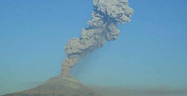 ¿Calmar al volcán Popocatépetl con sacrificios humanos?